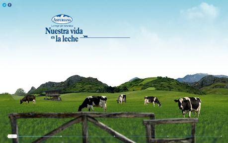 Nuestra vida es la leche