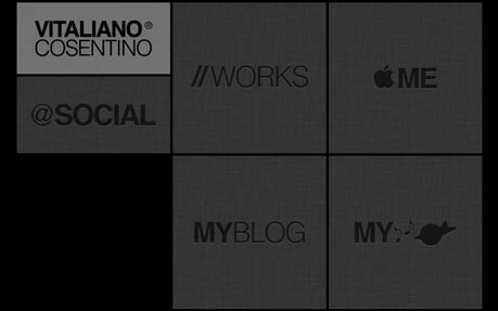 Vitaliano Cosentino webdesigner