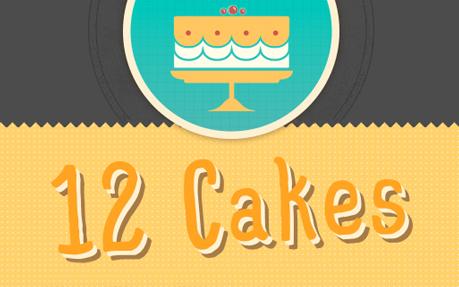 12 Cakes