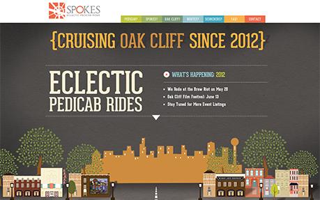 Spokes Pedicabs