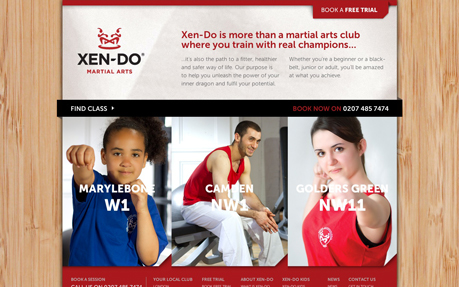 Xen-do Martial Arts