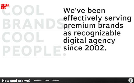 HUEVO digital agency