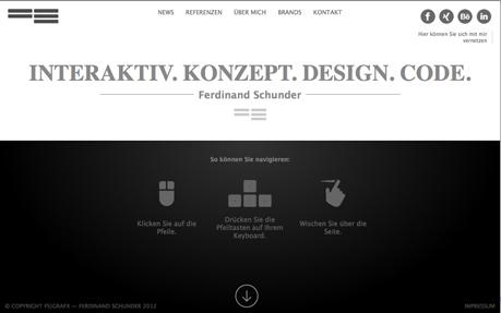 FS|GRAFX  INTERAKTIV. KONZEPT. DESIGN. CODE.