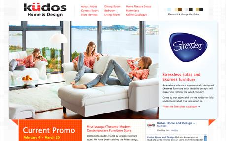 Kudos Home Design Awwwards Nominee