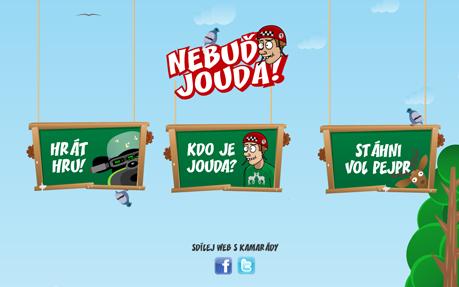 Nebuď Jouda!