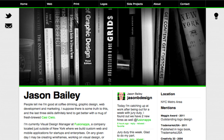 Designer Jason Bailey | Design Portfolio