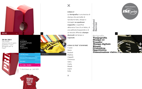 ISE PRINT - Azienda Serigrafica