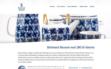 Rörstrand Museum