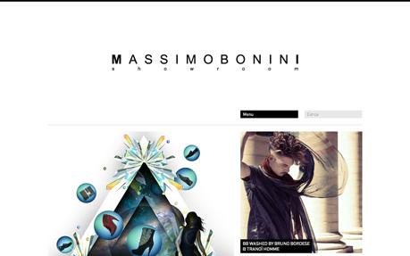 Massimo Bonini Showroom