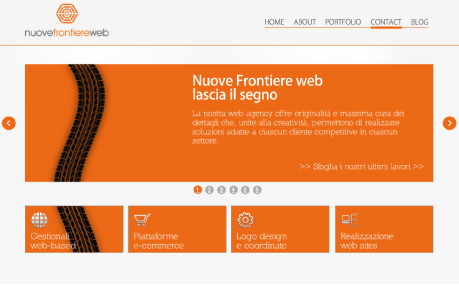 Nuove Frontiere Web