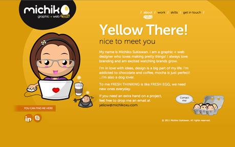 Michiko Xu - Graphic Designer
