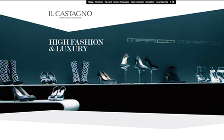 Il Castagno Brand Village - Awwwards Nominee