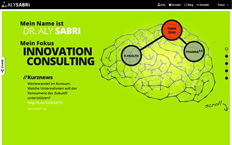 Dr. Aly Sabri