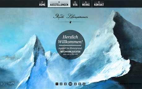 Heidi Lobensommer - Malerin & Künstlerin