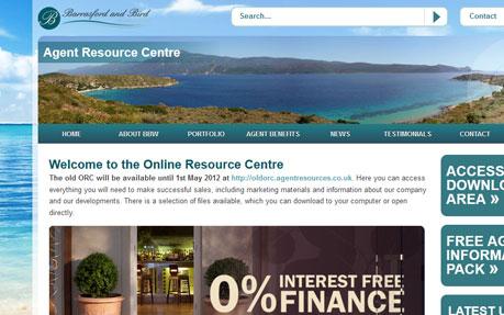 Agent Resources Centre Online