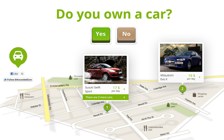 Find a car to drive.
