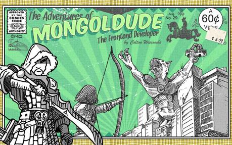 MongolDude