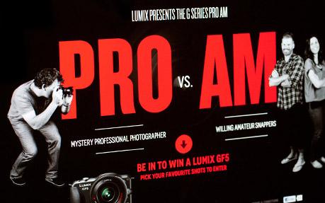 Panasonic Lumix PRO AM