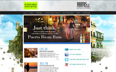 Rums of Puerto Rico