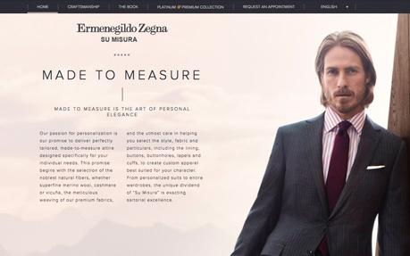 Ermenegildo Zegna - Made to measure