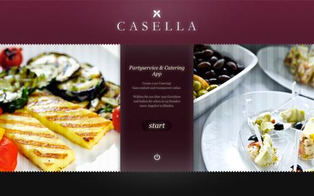 Casella Catering Configurator