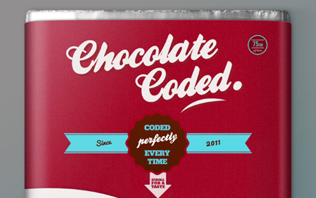 Chocolate Coded - Coded perfectly every time