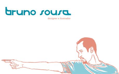 Bruno Sousa - Designer and Illustrator
