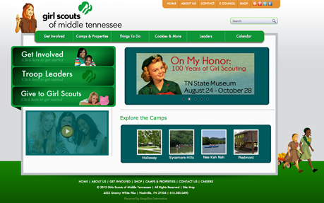 Girl Scouts of Middle TN