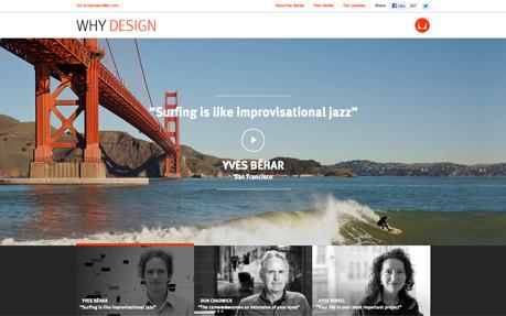 Herman Miller Why Design