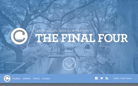 Waller Creek Final Four