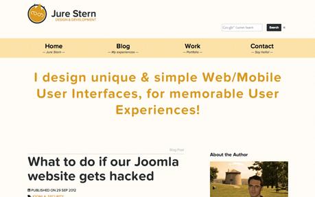 Freelance web design blog